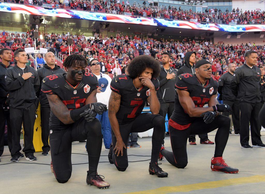 NFL kneeling, Racial issues, African American