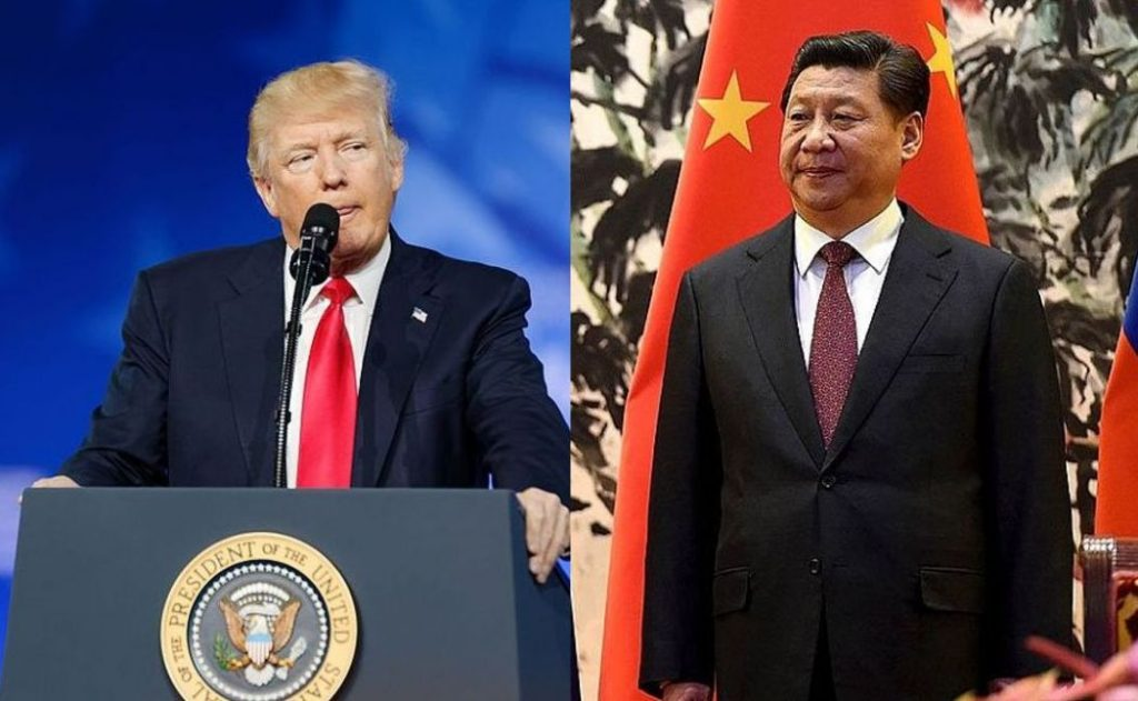 us china trade war, trump hits china, tariff war