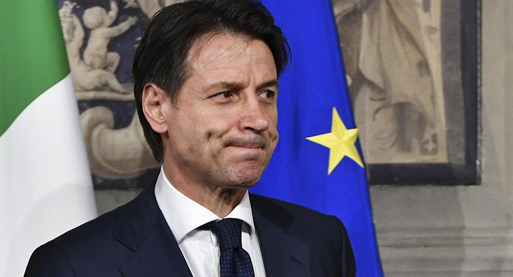 giuseppe conte, italian minister