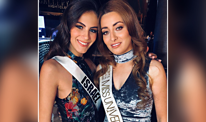 miss iraq miss israel, iraq israel, miss universe