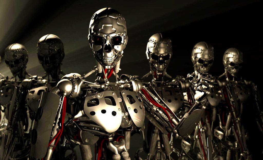 robots, killer robots, ai robots