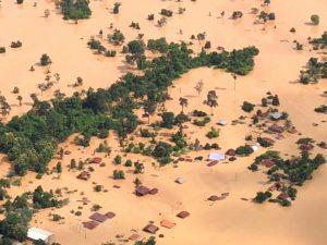 mekong dam collapse, laos dam burst, dam collapse