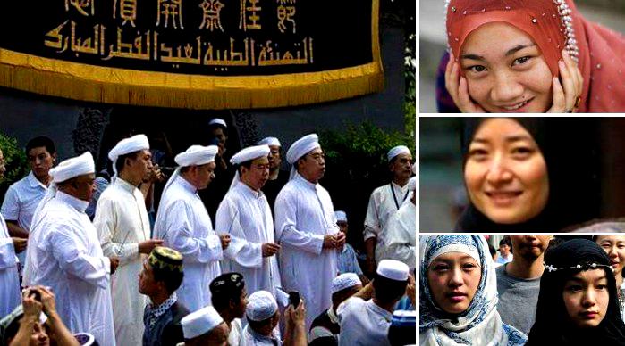 islam china, muslim china