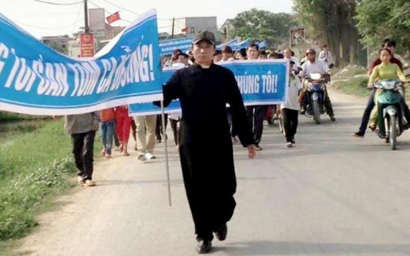 Vietnam Priest Thuc