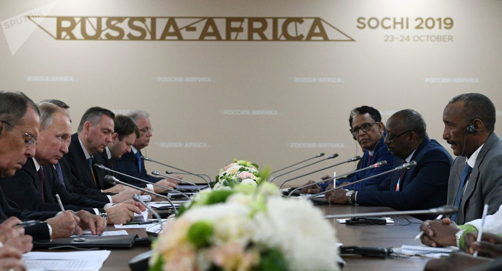 Russia Africa Summit, African Leaders