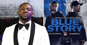 grime artist rapman, blue story film ban, andrew onwubolu, michael ward, khali best, stephen odubola