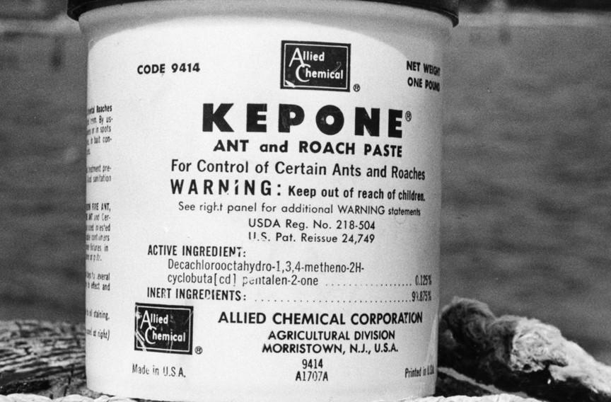 Chlordecone pollution, Chlordecone cancer, kepone cancer, guaderlope france, antillean eco damage
