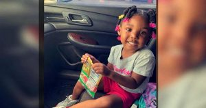 missing black toddler