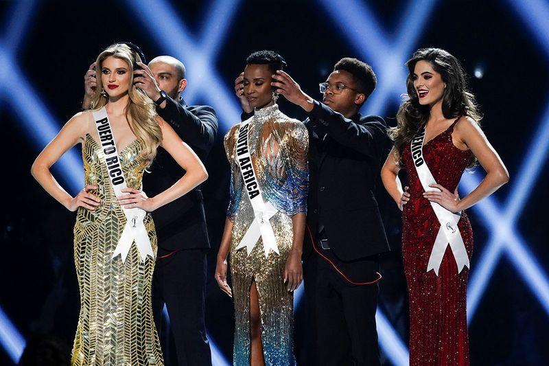 miss universe 2019, tunzi zozibini