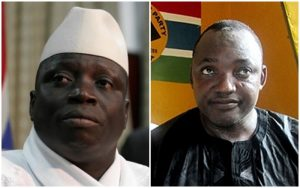 gambian politics, jammeh barrow, gambian presidents, china pollutes gambia