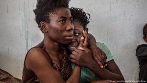 black women enslaved