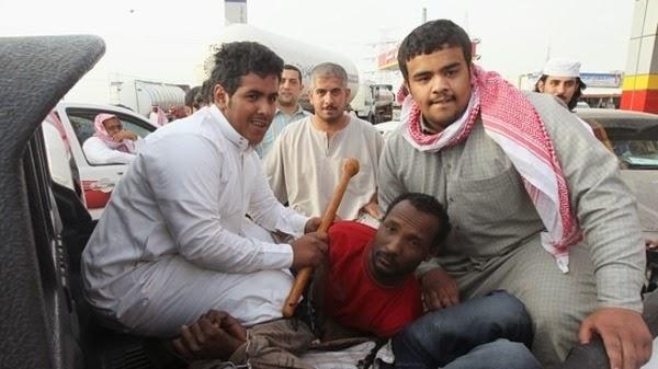 arabs blacks