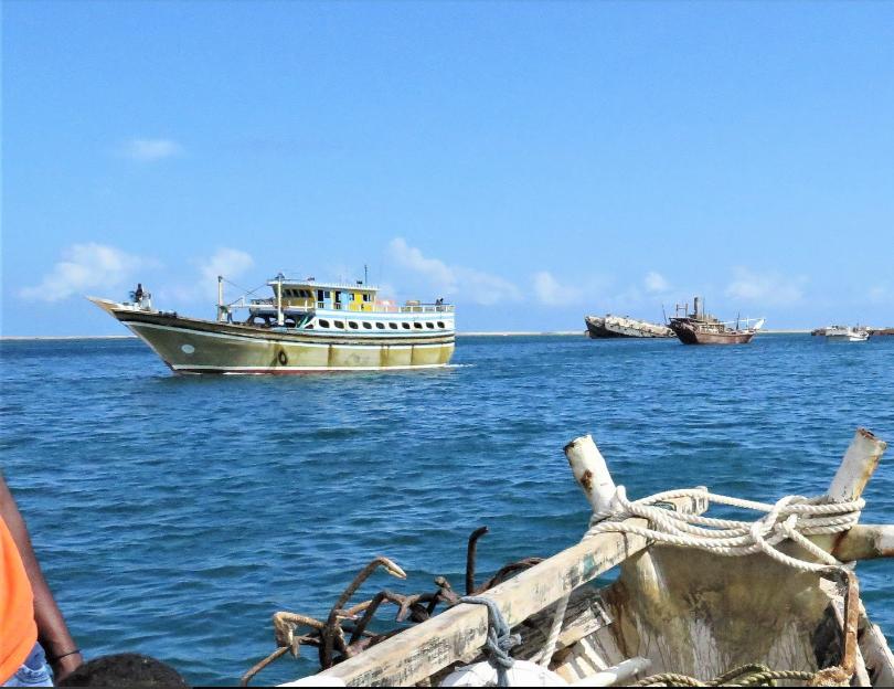 iran in somali waters
