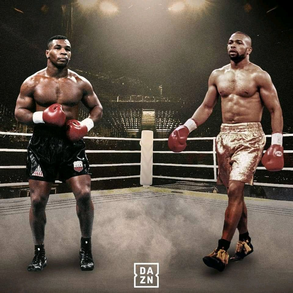 10+ Mike Tyson Vs Roy Jones Jr Stats