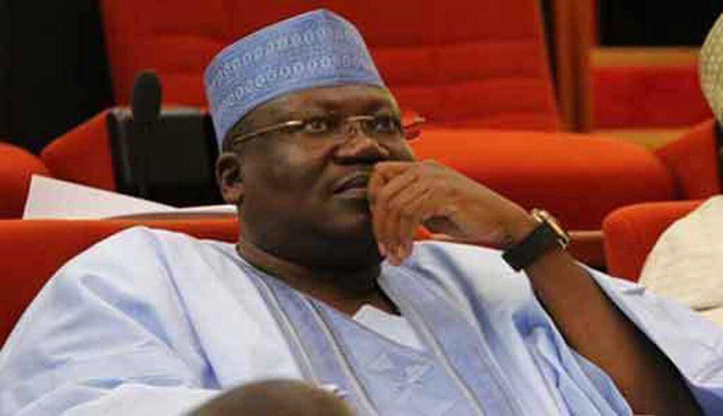 ahmed lawal senate president nigeria