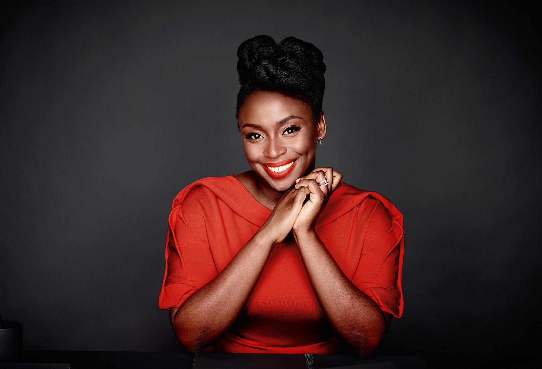 biography of Chimamanda Adichie