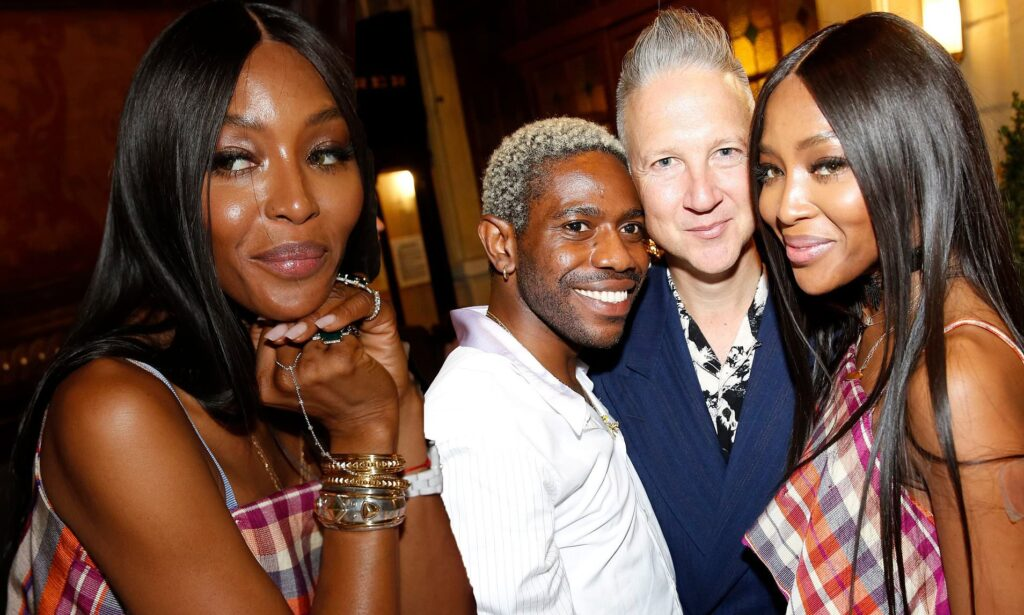 naomi campbell kenneth ize
