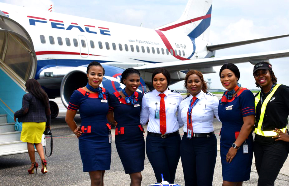 Air peace jamaica