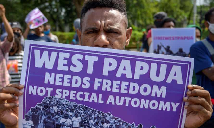 west papua netherlands