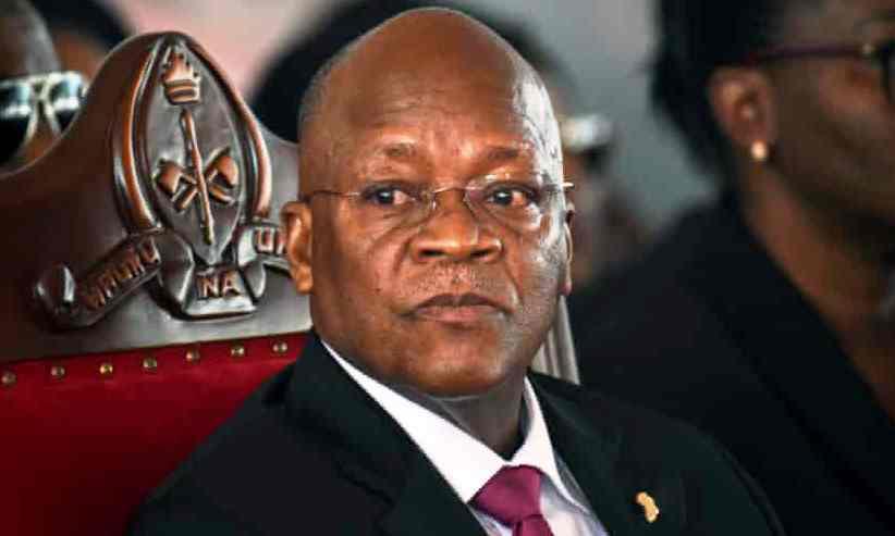 magufuli is dead